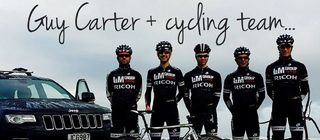 Guy Carter Selected for L&M Group Ricoh Cycle Team