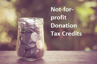 Register with Charities Service to retain tax credits