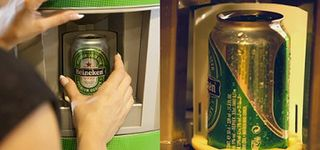 Drinks turned 'ice cold' in under 45 seconds