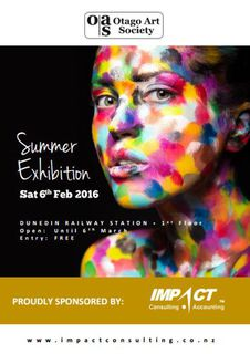 Otago Art Society Summer Exhibition