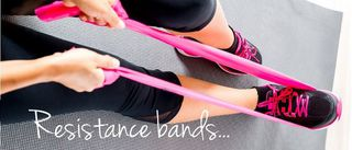 Resistance Band Delivered Direct