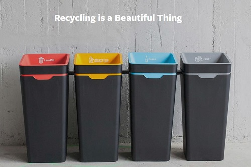 Upcycling Recycling - Kiwi Innovation