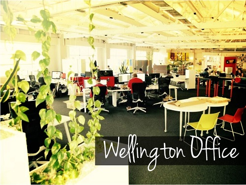 Wellington Office Launched