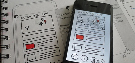 Amazing new App turns sketches into working Prototypes for New Apps