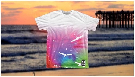 Digital Printing Of Custom T-shirts In-store