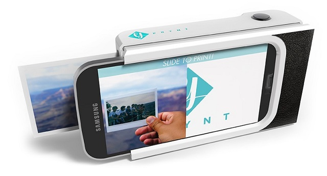The Return of Polaroid - Case turns smart phone into Polaroid camera