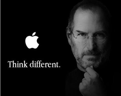 Disruptive Innovation - Think Different - A Core Value for Apple
