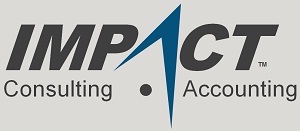 Impact Consulting and Accounting Logo