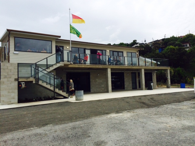 Brighton Surf Life Saving Club Dunedin New Building