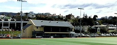 McMillian Hockey Turf and Club Rooms Dunedin